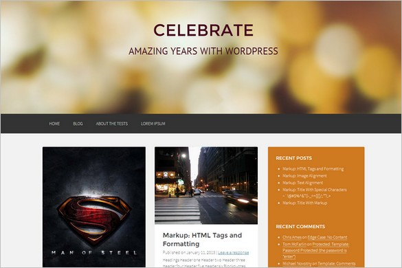 Absolute Best Free WordPress Themes