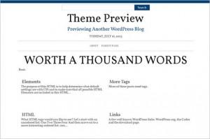 WordPress Themes with Minimalist Design - NewsFrame