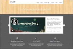 Free WordPress Theme by Okay Themes - Spectra