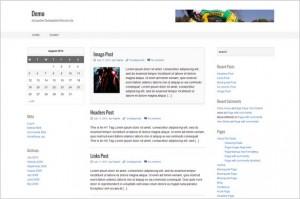 Exray Free WordPress Theme