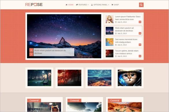 Repose WooCommerce WordPress Theme