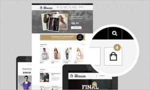 Eye-Catchy WordPress Themes - The Retailer
