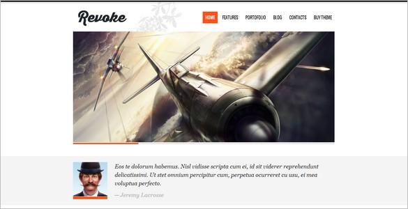 WordPress Themes from TeslaThemes