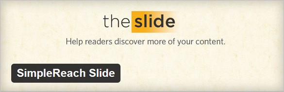 WordPress Plug-ins You Need to Grab Attention - The Slide