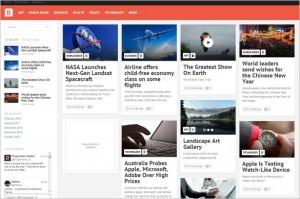 Pinterest Inspired Themes for WordPress - Bayside