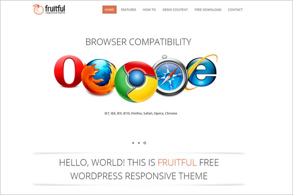 A Powerful Free WordPress Theme