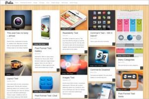 Pinterest Inspired Themes for WordPress - Pinbin