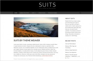 Suits Free WordPress Theme