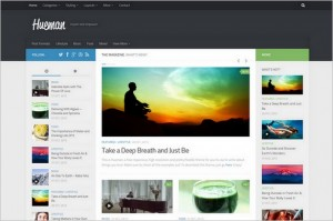 Hueman - A Free High Resolution Magazine WordPress Theme