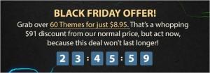 Black Friday & Cyber Monday Deals - MyThemeShop