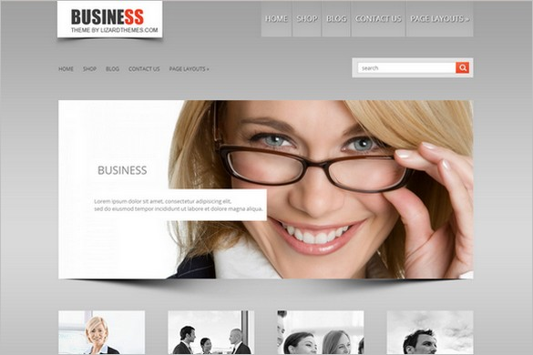 Best Free WordPress Theme Releases - Business