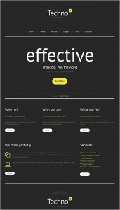 Cherry-Based Templates for WordPress
