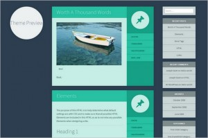 Flounder Free WordPress Theme