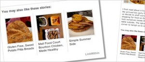 Display Your Post with Thumbnails - LinkWithin