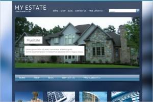 MyEstate Free WordPress Theme
