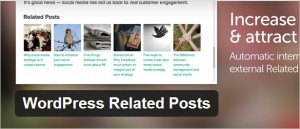 Display Your Post with Thumbnails - WordPress Related Posts