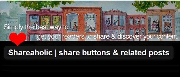 Display Your Post with Thumbnails - Shareaholic