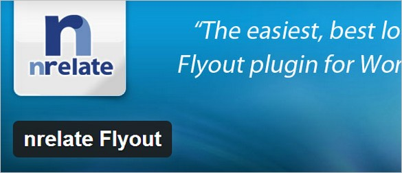 Display Your Post with Thumbnails - nRelate Flyout