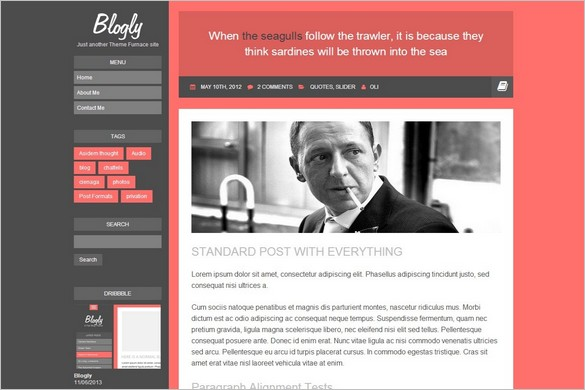 50 Best WordPress Themes From 2014