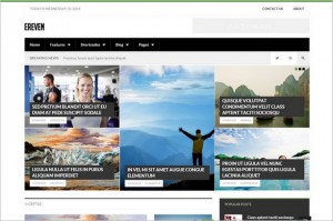 WordPress Themes for Magazines and News Websites