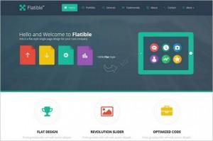 Kickstart 2014 with these 20 Inspiring WordPress Themes