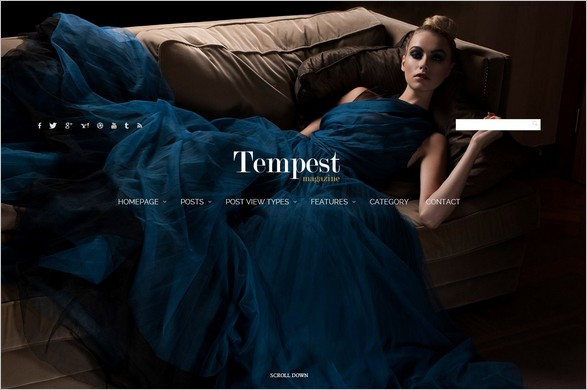 New WordPress Themes for Magazines and News Sites