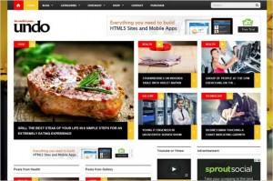 New WordPress Themes for Magazines and News Websites