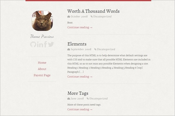 Free and Elegant WordPress Themes Just Released