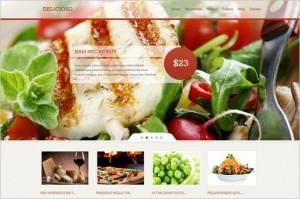 Global Foodies - Trendy Restaurant WordPress Themes
