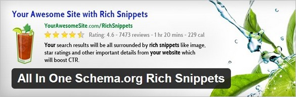 Rich Snippets Free WordPress Plugin