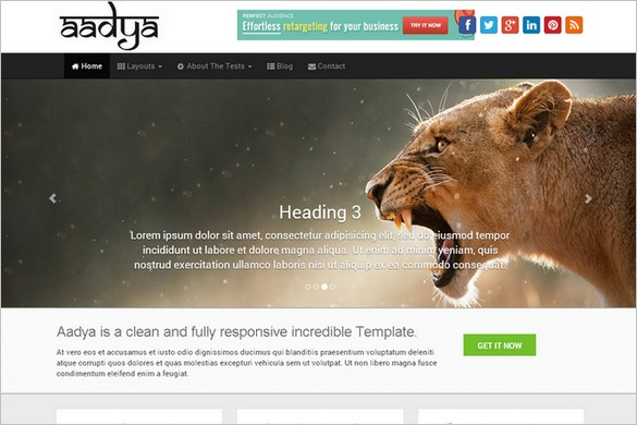 Ten New Free WordPress Themes – February 2014 Edition