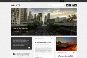 New Free WordPress Themes March 2014 Edition