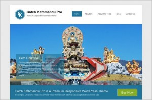 New Free WordPress Themes – February 2014 Edition