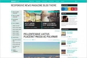 New Free WordPress Themes March 2014 Edition