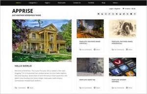 Top 10 New Free WordPress Themes April 2014 Edition