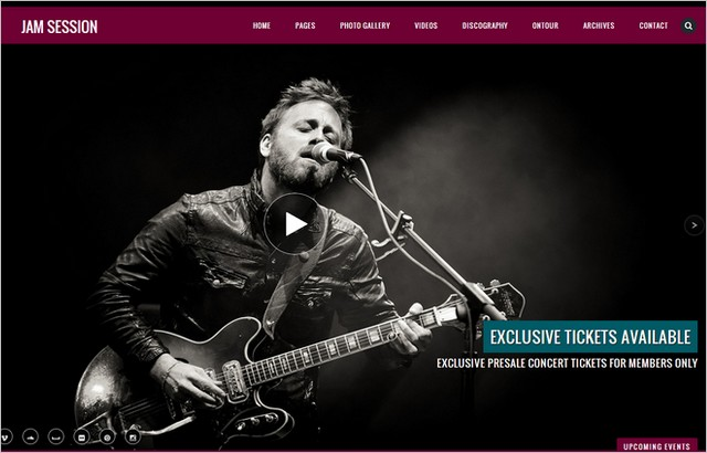 Get Your Website Ready to Rock With These 10 WordPress Themes