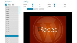 Create Amazing Image Effects with Pieces WordPress Plugin