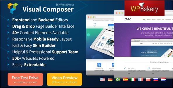 CodeCanyon 5 Top Selling WordPress Plugin