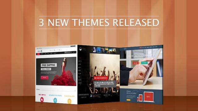 TeslaThemes Releases 3 New Impressive WordPress Themes