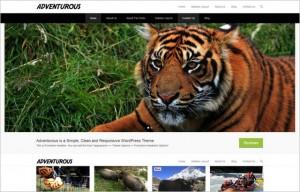 New Great Looking Free WordPress Themes June 2014