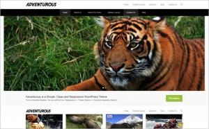 Top 10 New Free WordPress Themes June 2014 Edition