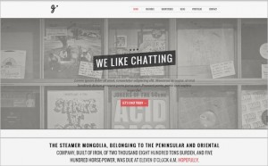 WordPress Themes With Elegant Vintage and Retro Design