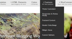 Gumbo - A Flexible Free WordPress Theme