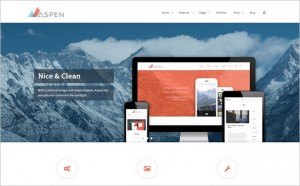 Top Selling WordPress Themes from Creative Market