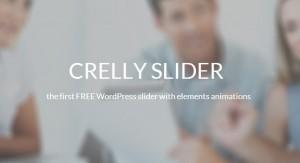 Crelly Slider - A Free Easy to Use Slider WordPress Plugin