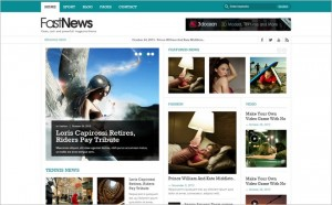 New and Trendy Free WordPress Theme Releases