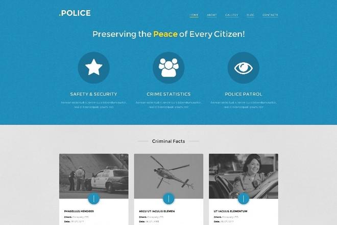 WordPress Themes Custom-built for Security Company Websites