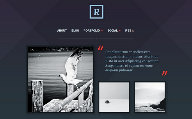 Ravel - A Free WordPress Theme by Tung Do & Justin Tadlock
