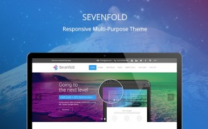 Sevenfold - The Ultimate Multipurpose WordPress Theme