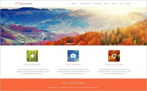 Transcend - A Refined Business WordPress Theme by CPOThemes